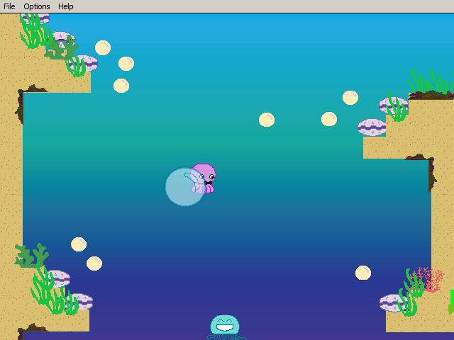 Octopus Odyssey Screenshot